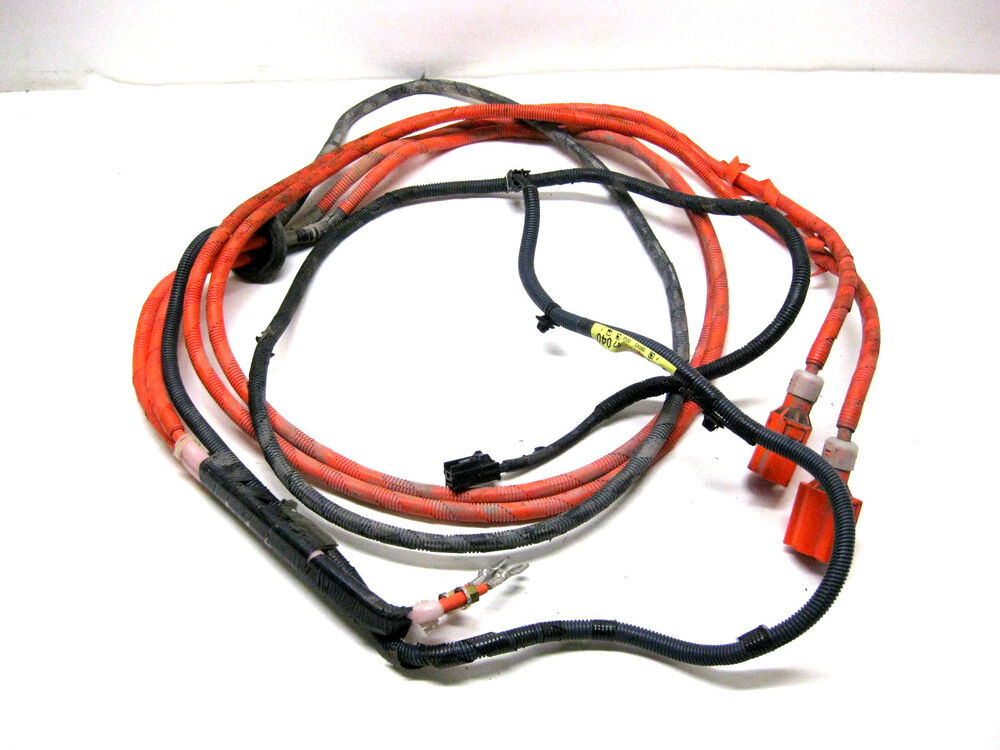 2003 toyota prius hybrid battery ground wiring harness