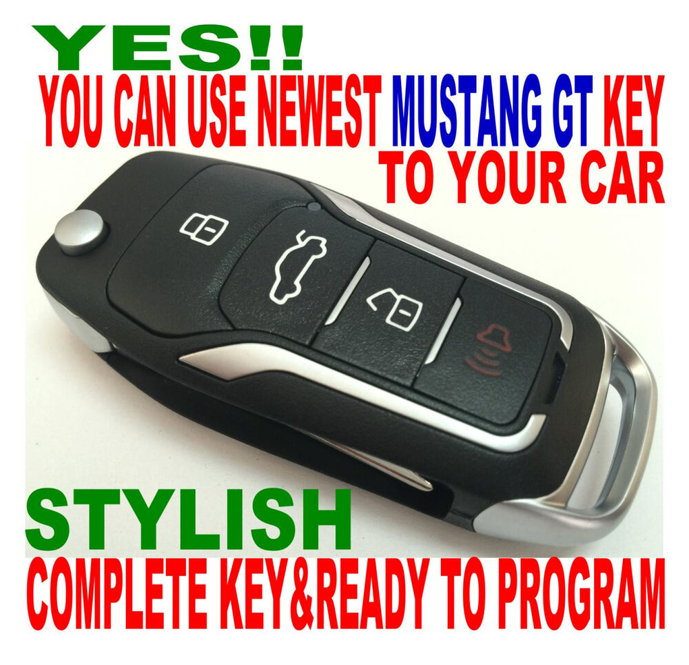 Buy New Ford Mustang Gt Car Remote