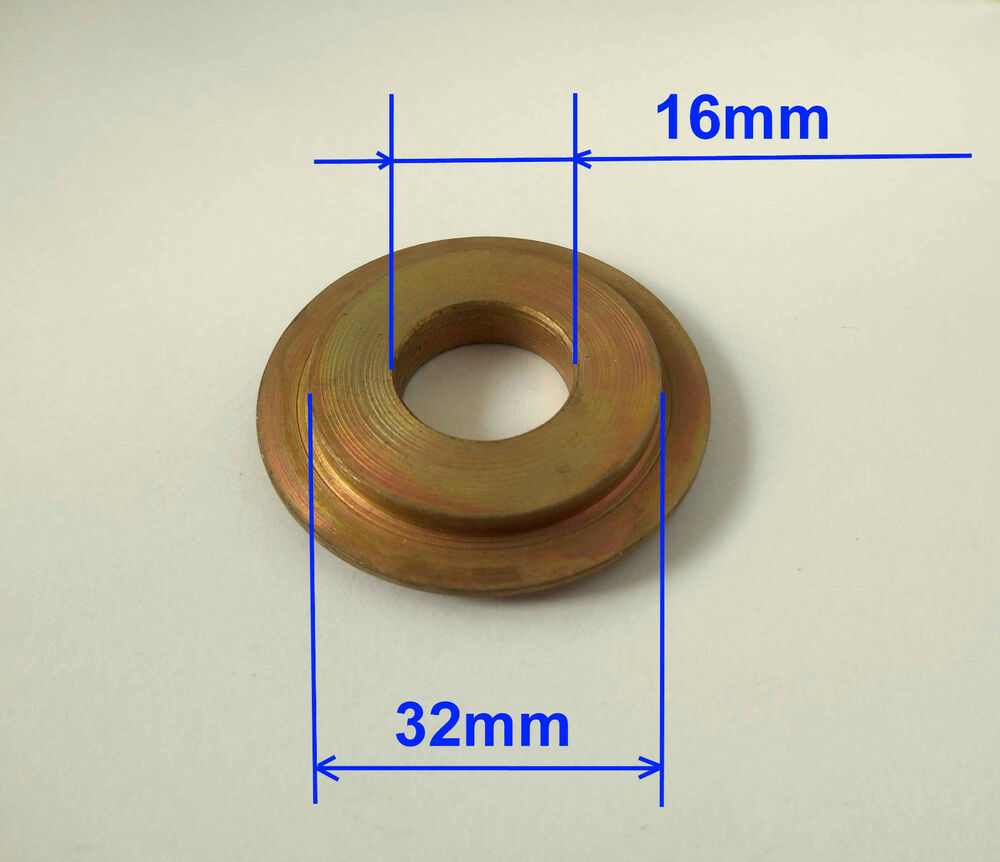 Bench Grinder Adapter16mm To 32mm Bushing For Grinding