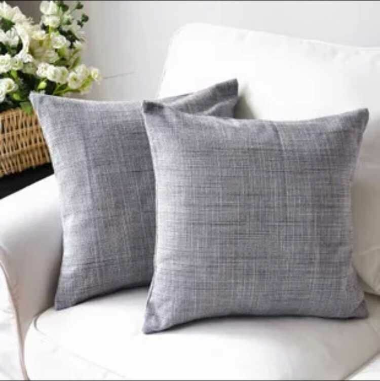 Throw Pillow Covers 20x20 : Custom Made Cover Pillow Covers, Replace Throw Pillow Cover, 18x18