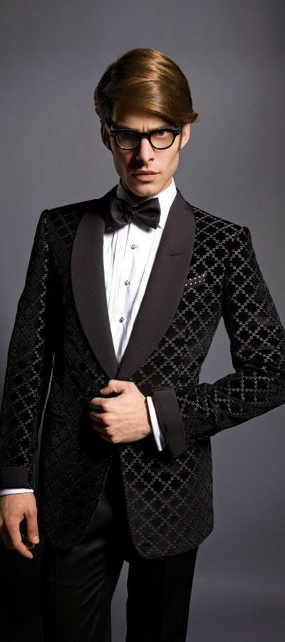 tom ford black diamond pattern velvet tuxedo jacket. Black Bedroom Furniture Sets. Home Design Ideas