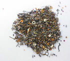 Vintage antique Steampunk Watch Parts TINY watch glitter 10g LOTS of pieces!!!