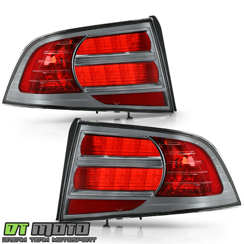 2004-2008 Acura TL Type-S Style Tail Lights Lamps