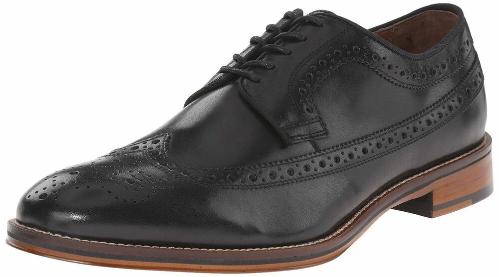 Johnston Amp Murphy Men S 20 2231 Conard Black Wing Tip