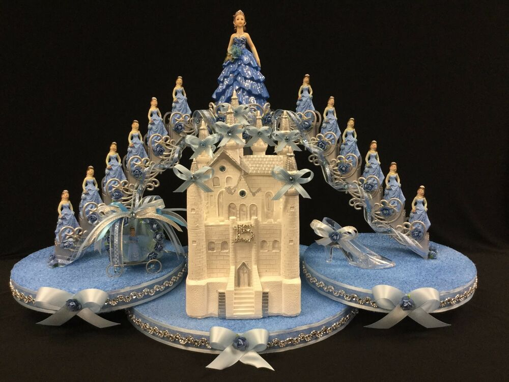 cinderella wedding cake topper uk lighted cinderella quinceanera cake topper decoration 12867