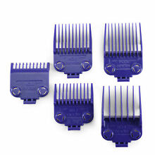 Andis Small Nano DOUBLE Magnetic Comb Set (5 Pack) Barber Clipper Guards #01410
