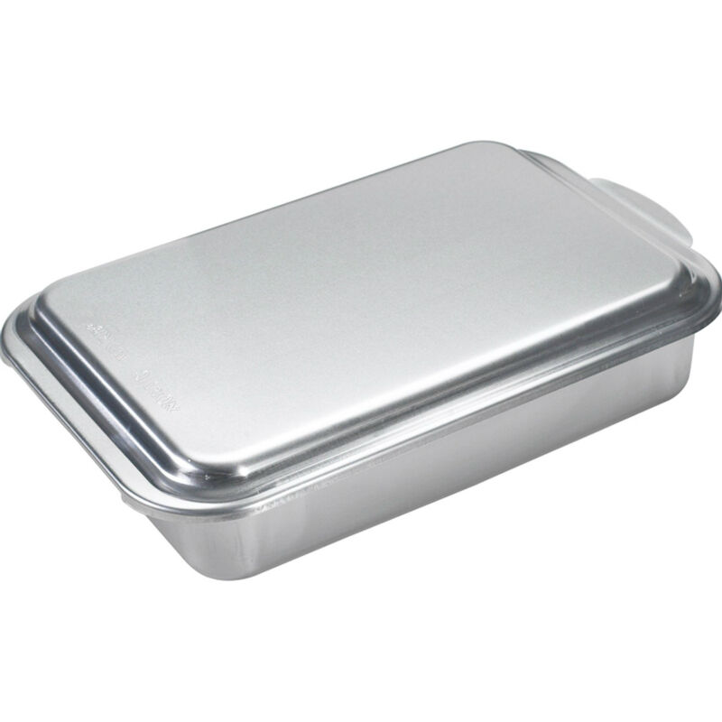 Mirro 84975 Aluminum Cake Pan With High Dome Cover 13 Quot X