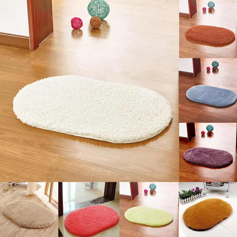 Can Bathroom Rugs Go In The Dryer: Absorbent Soft Memory Foam Bath Bathroom Bedroom Floor Mat