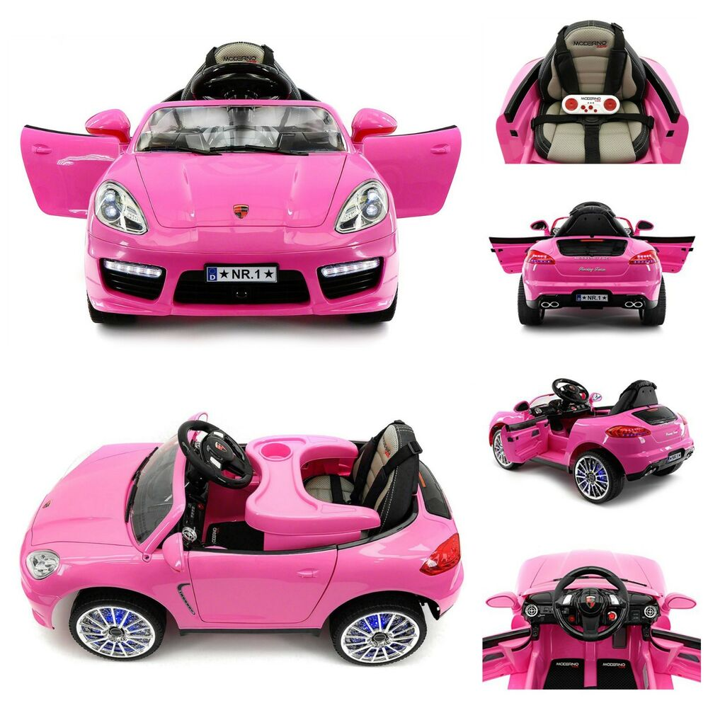 Kids Electric Cars For Girls