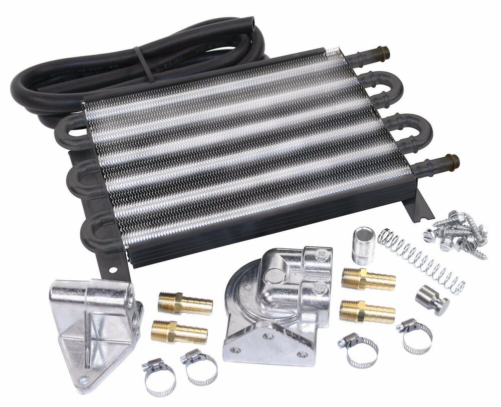Vw Oil Cooler : Empi pass oil cooler complete kit with booster vw