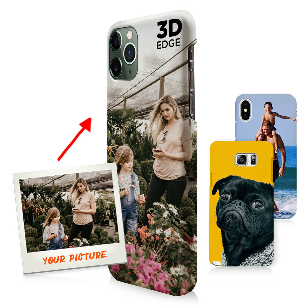 customize iphone case your own custom iphone amp galaxy photo cover 3d matte 4124