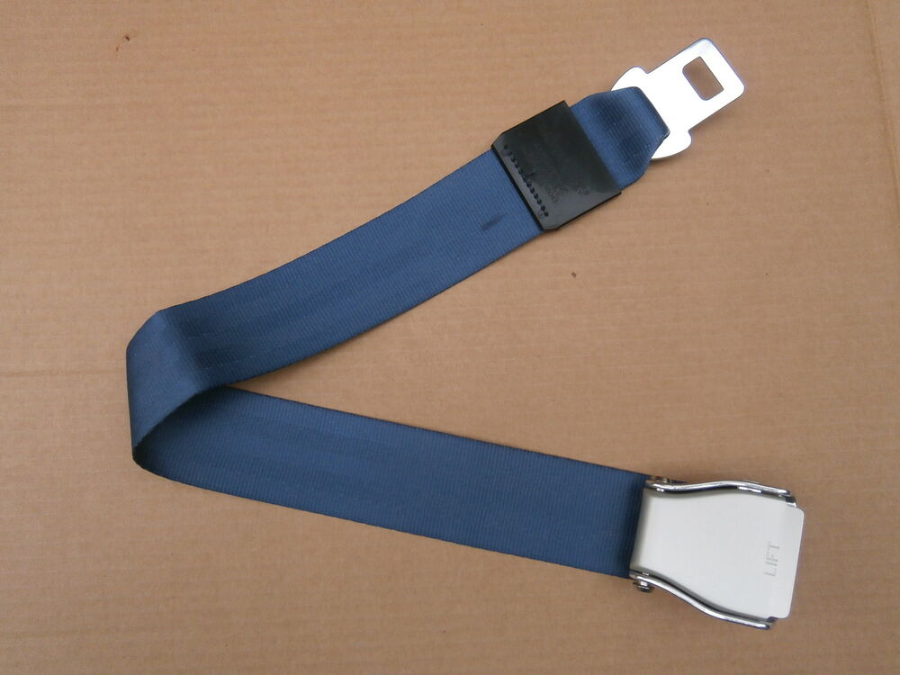 Delta Airline Seat Belt Extension With Carry Bag Faa