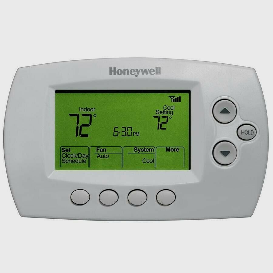 new honeywell wifi digital programmable thermostat 3 3 4. Black Bedroom Furniture Sets. Home Design Ideas