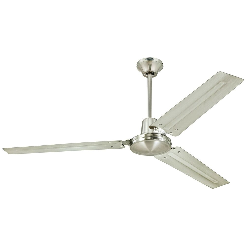 Industrial Commercial Garage Shop 56 Inch Ceiling Fan Box