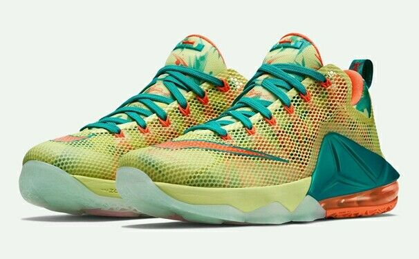 f50a02ca271 ... good ds nike lebron xii 12 low lebronald palmer sz 9.5 prm arnold  776652 383 champ