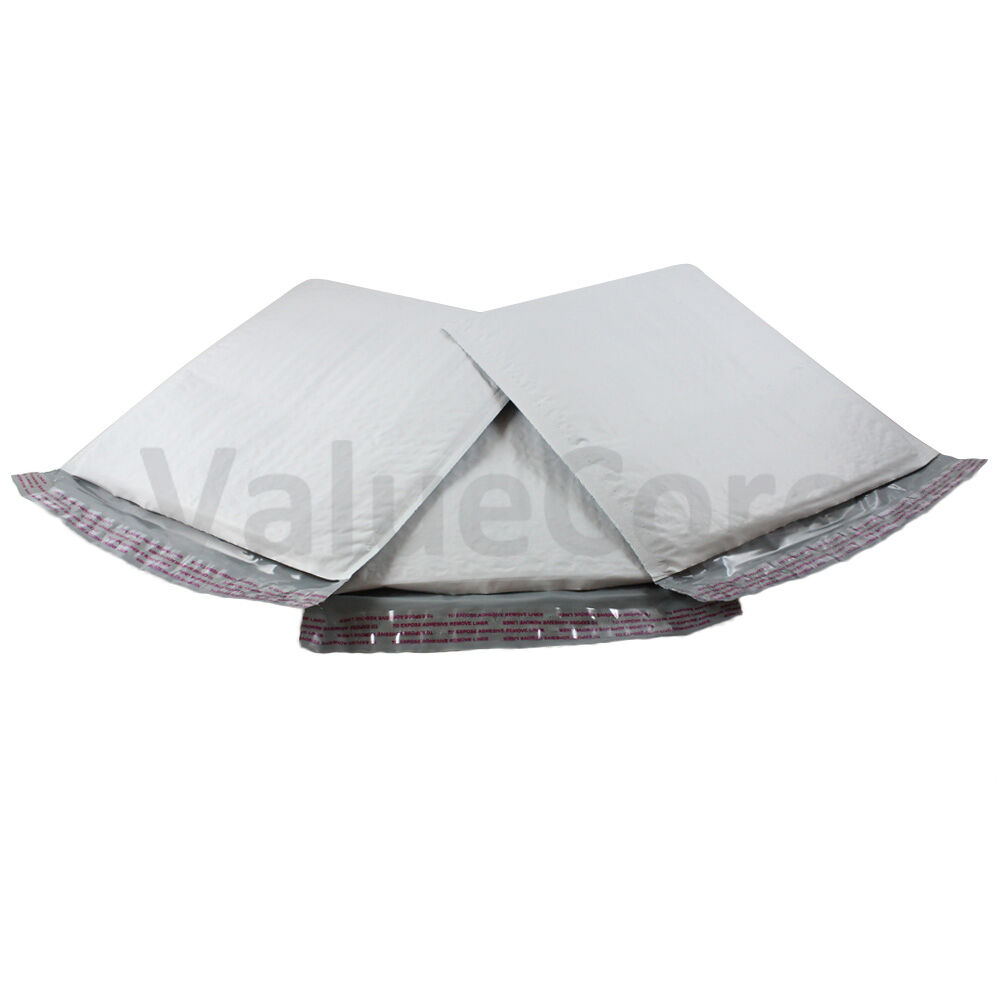 poly bubble self seal mailer padded envelope shipping bag