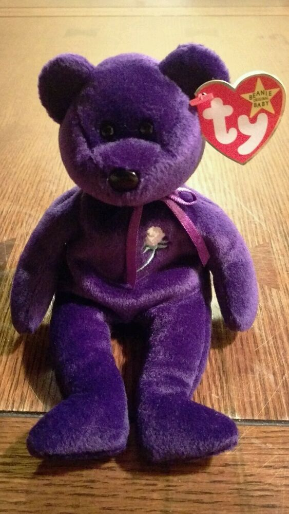 princess diana beanie baby 1st edition how to tell
