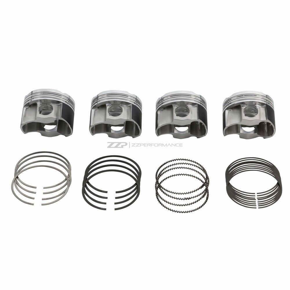 Je forged pistons for 2 0l turbo ltg engines cadillac ats buick regal ebay