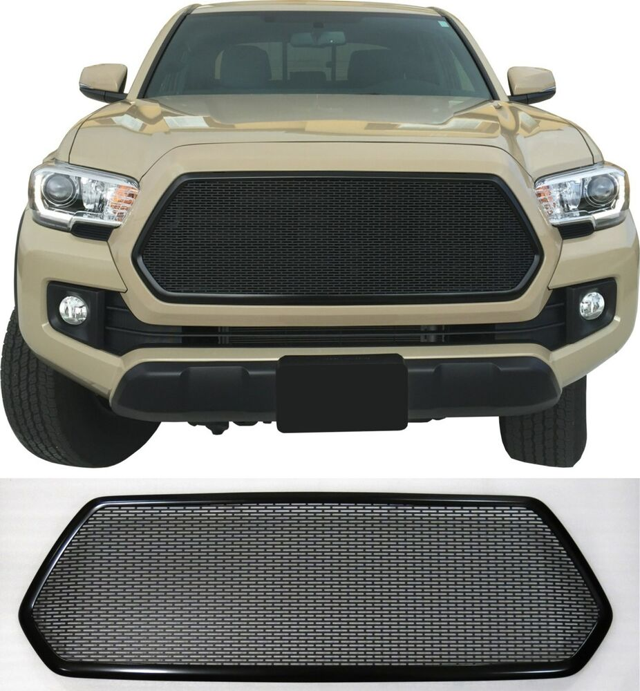 Ccg 2016 2017 Toyota Tacoma Replacement Grill Grille Bezel