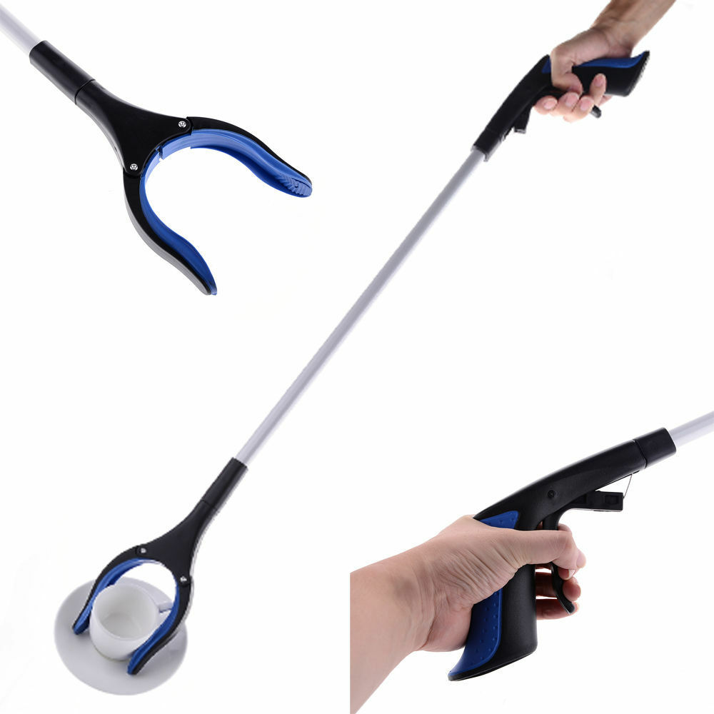 Reach Assist Arm : Quot pick up reaching assist grab grabber stick extend