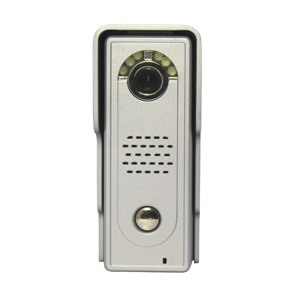 Waterproof video doorbell door camera for 4 wire video for Door video camera