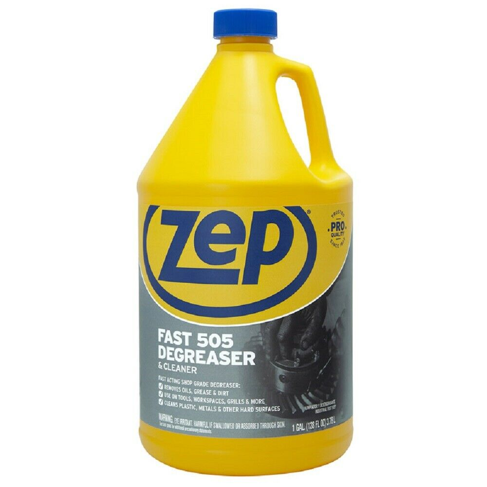 Zep Commercial Zu505128 Fast 505 Industrial Cleaner