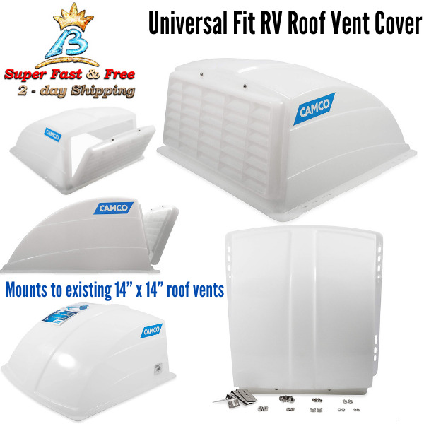 Rv Roof Vent Cover Camper Parts And Accessories Roof Vents