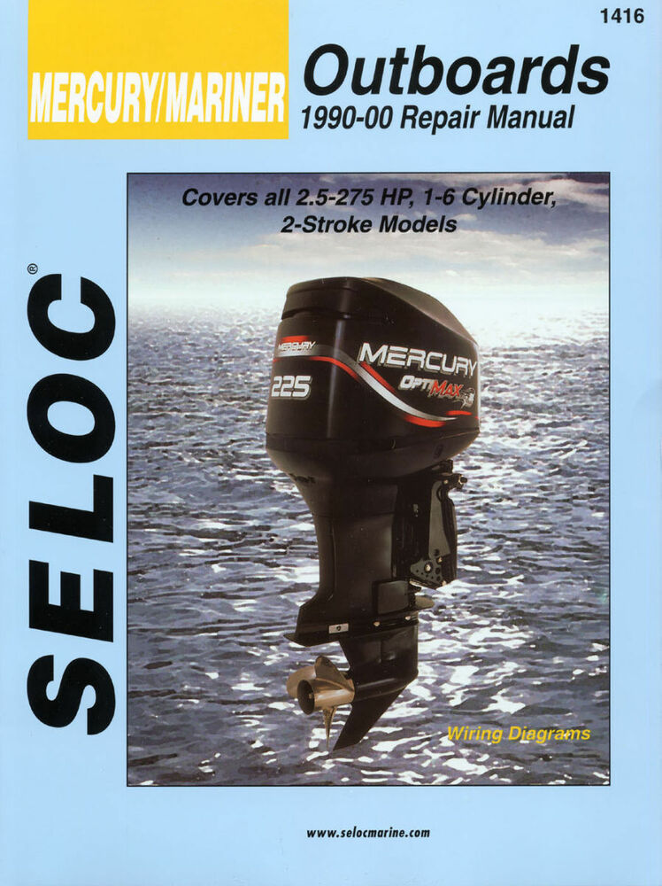 Mariner outboard Manual free on