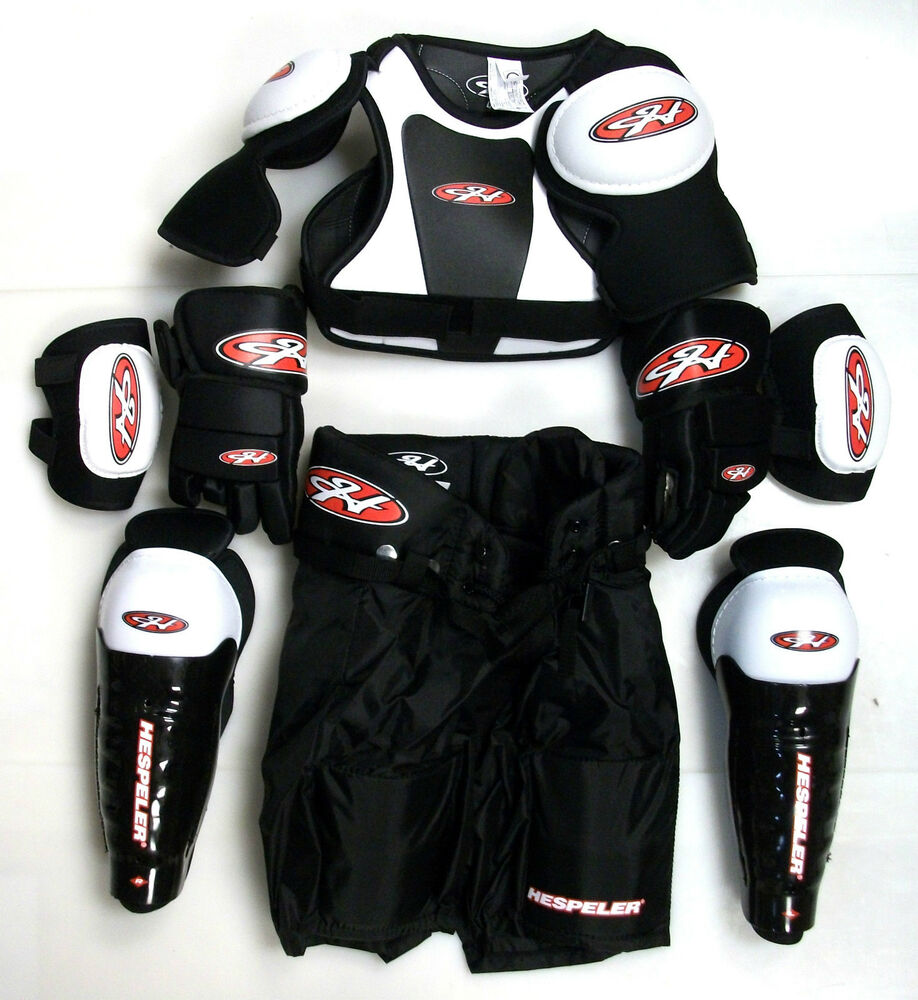 Senior SR Ice Inline Hockey Protective Gear Kit Set Adult ... |Ice Hockey Stuff