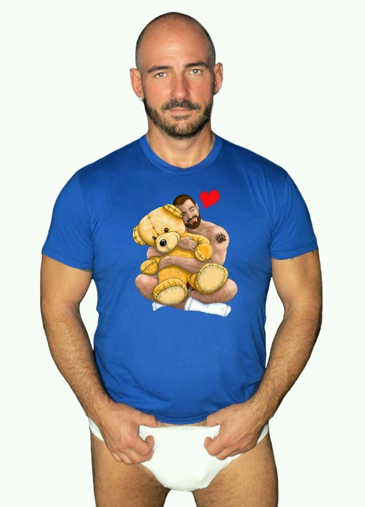 from Maurice gay bear t shirt