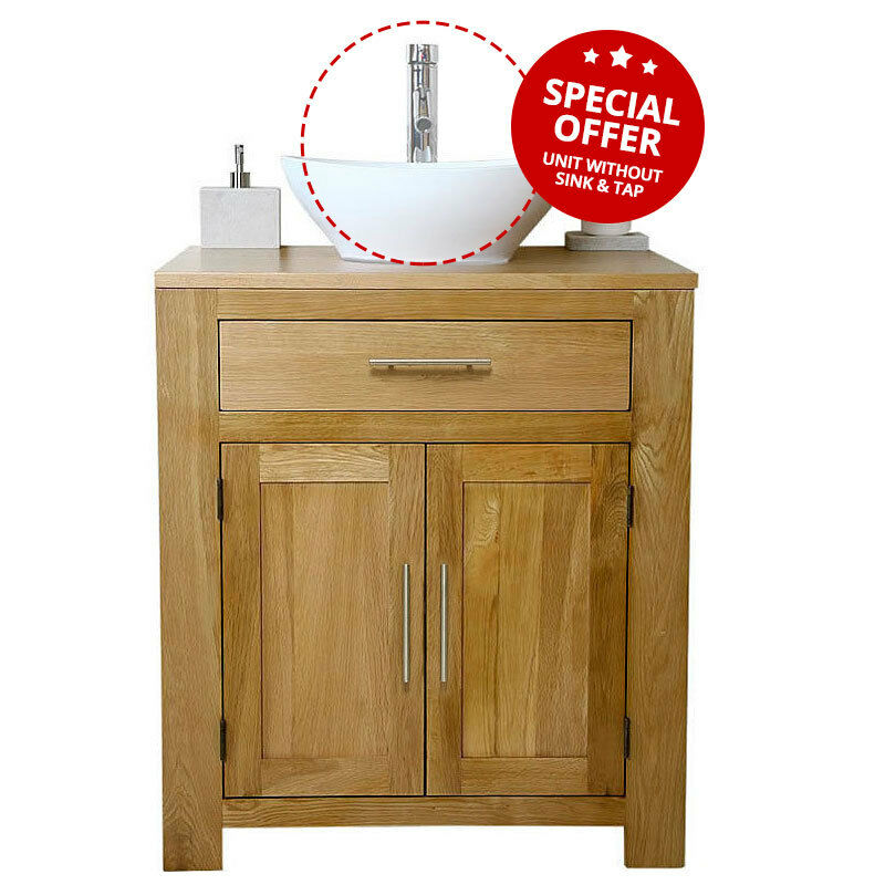 bathroom vanity units without sink solid oak vanity unit cabinet wash stand without basin 22531