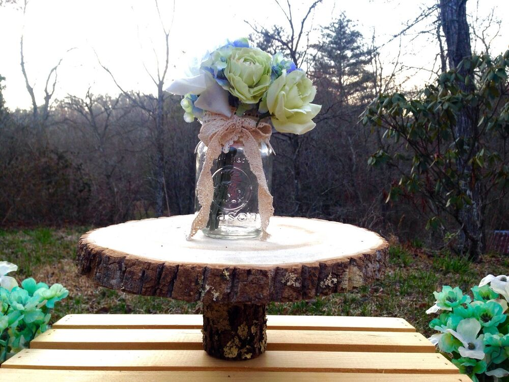 tree slice wedding cake stand rustic wood tree slice wedding cake stand platter log 21253
