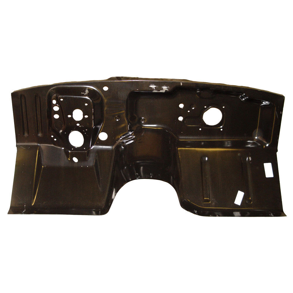 Mustang firewall assembly 1967 1968 cj pony parts ebay for 1968 mustang floor pan replacement