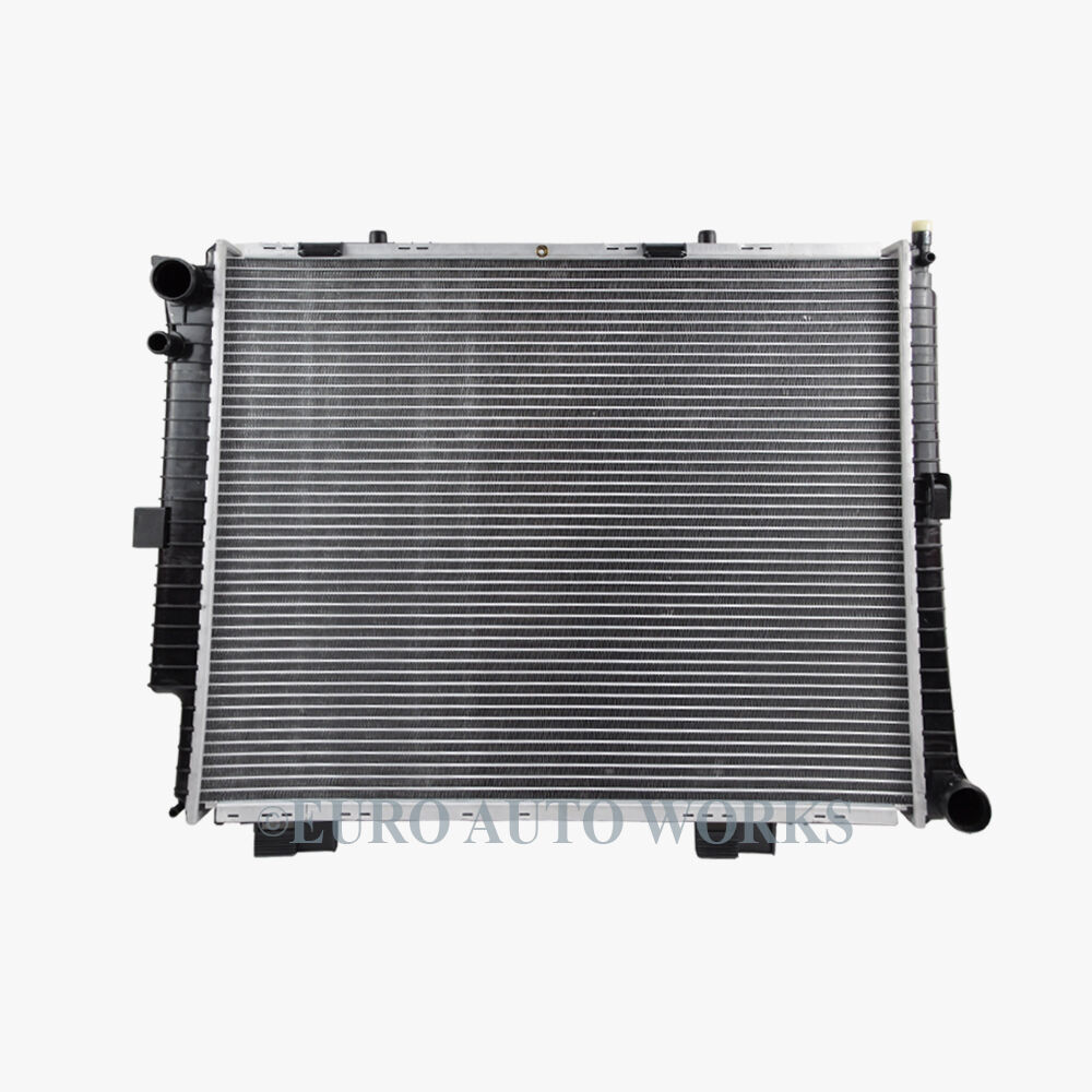 Mercedes benz cooling radiator premium 2101203 2106803 for Mercedes benz coolant