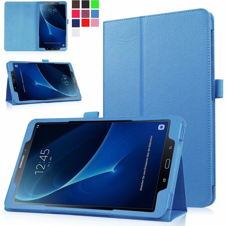 smart flip leather stand case cover for samsung galaxy tab. Black Bedroom Furniture Sets. Home Design Ideas
