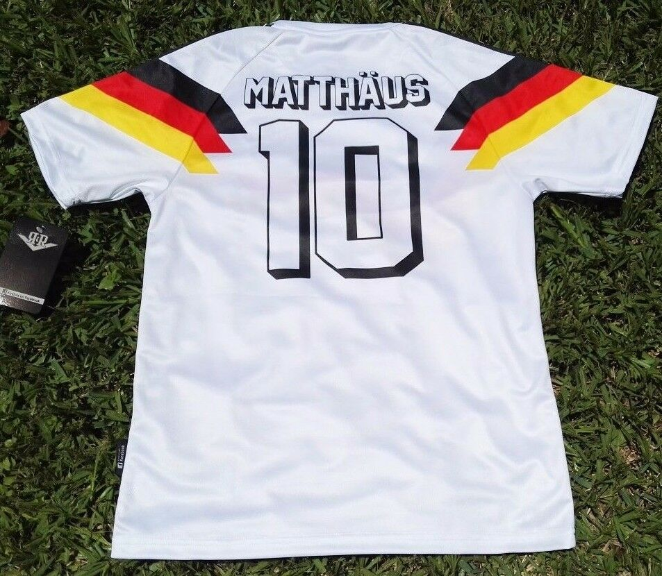 7348dc401bf womens germany 10 lothar matthaus white home 2016 2017 country ...