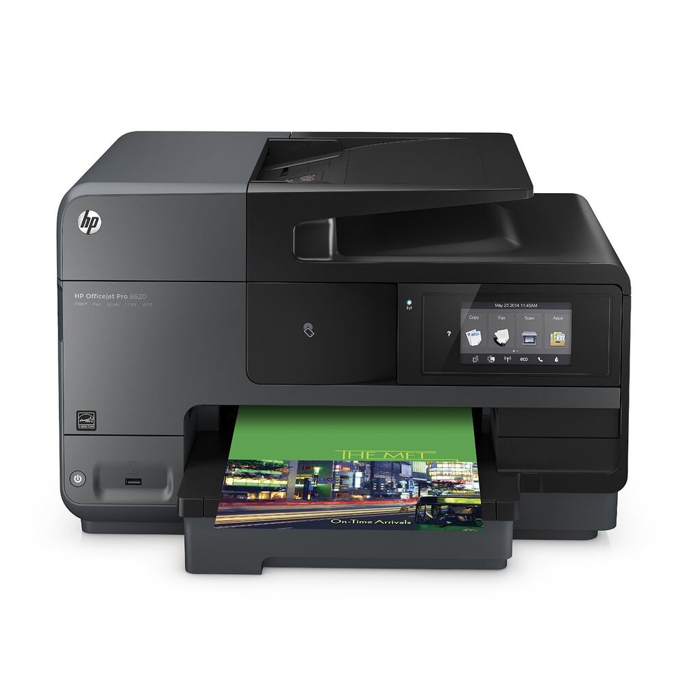 Hp Officejet Pro 8620 E All In One Printer 8881820215698
