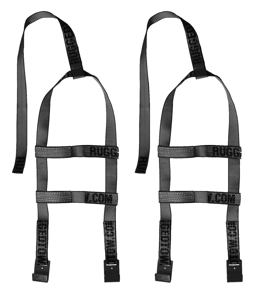 Demco Tow Dolly Straps
