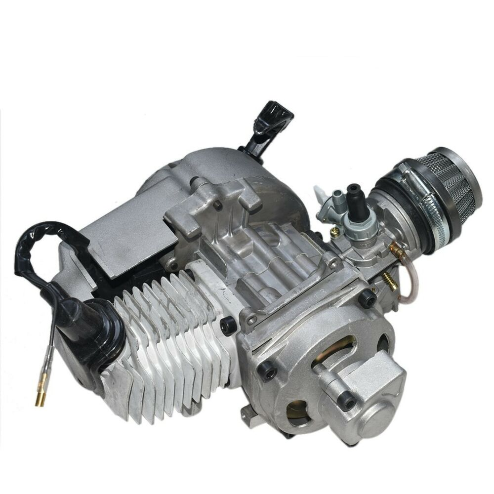 Performance Racing 49CC 2 STROKE MOTOR ENGINE POCKET DIRT ...