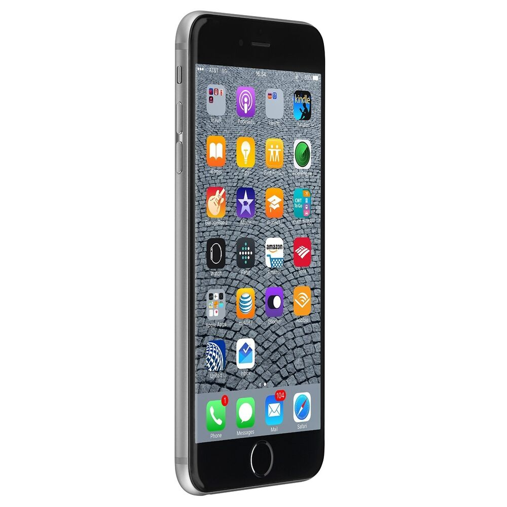 new apple iphone 6s plus 128gb factory unlocked gsm space. Black Bedroom Furniture Sets. Home Design Ideas