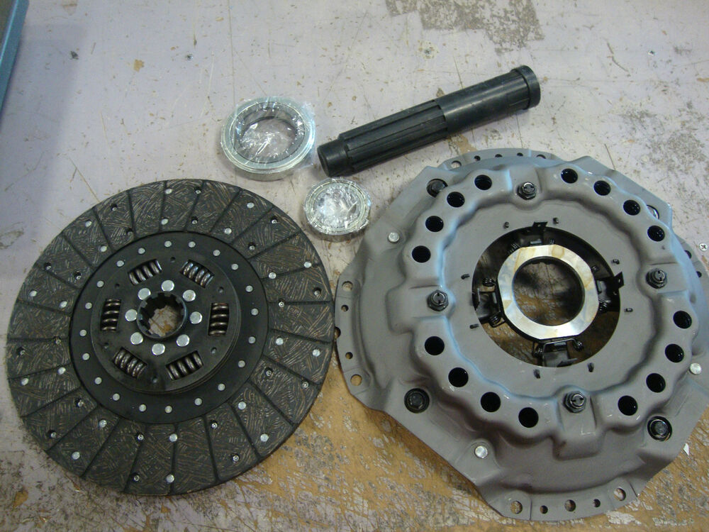 Ford Tractor Clutch Kit : Ts ford tractor