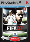FIFA 07 (Sony PlayStation 2, 2007, DVD-Box)
