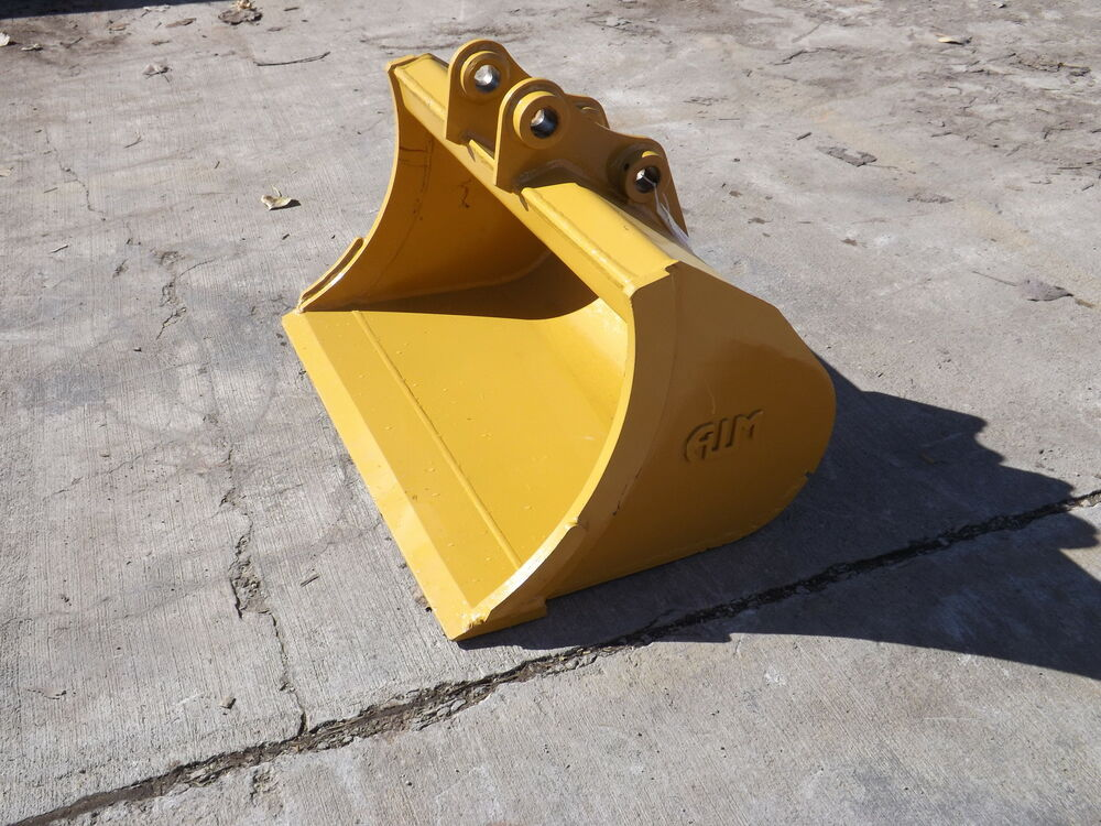 Excavator Bucket : New quot caterpillar cr excavator bucket ebay