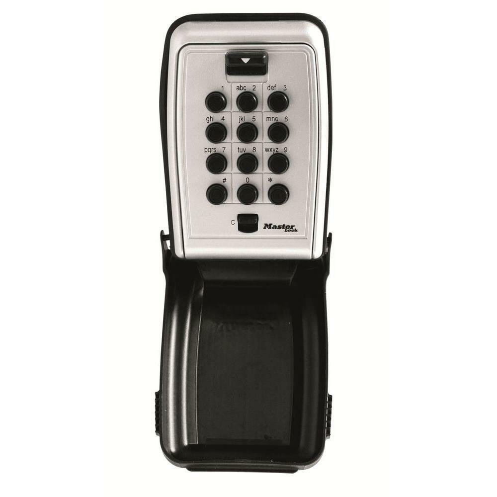 Outdoor Wall Mount Key Combination Security Safe Lock Box