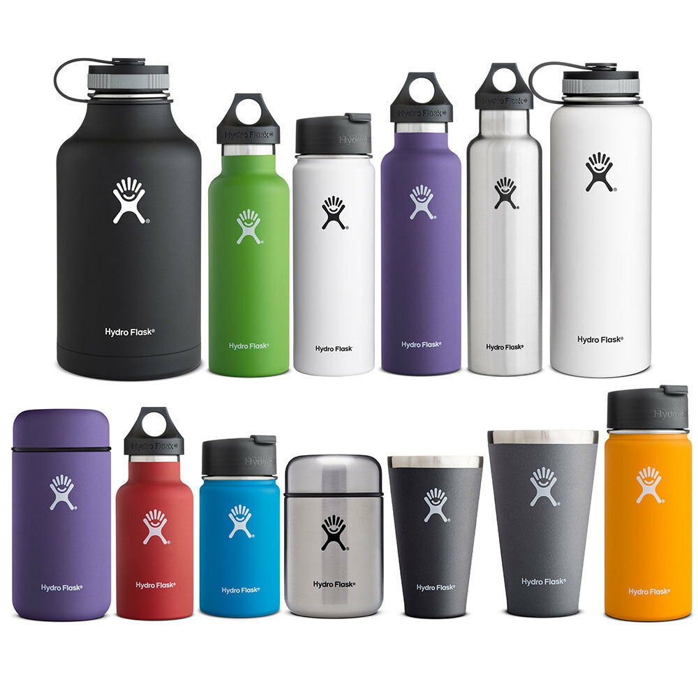 2017 Hydro Flask Insulated Bottle NEW