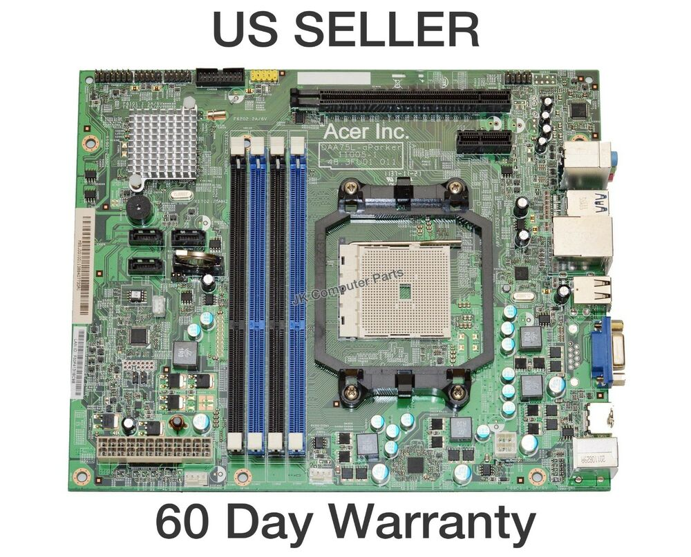 Acer Aspire M3470 Amd Desktop Motherboard 48 3fu01 011