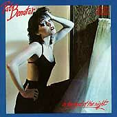 "PAT BENATAR - ""In the Heat of the Night"" CD -'84 Heartbreaker / We Live For Love"