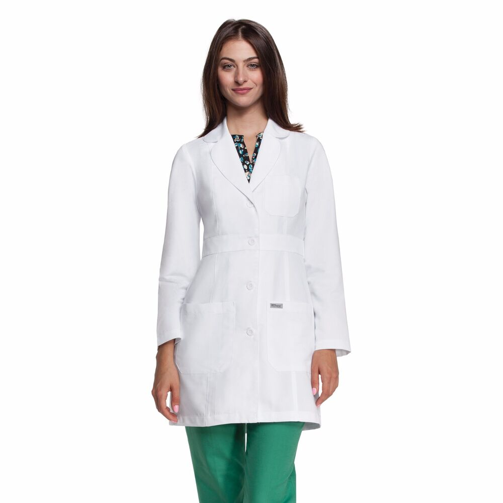 Lab coats for women