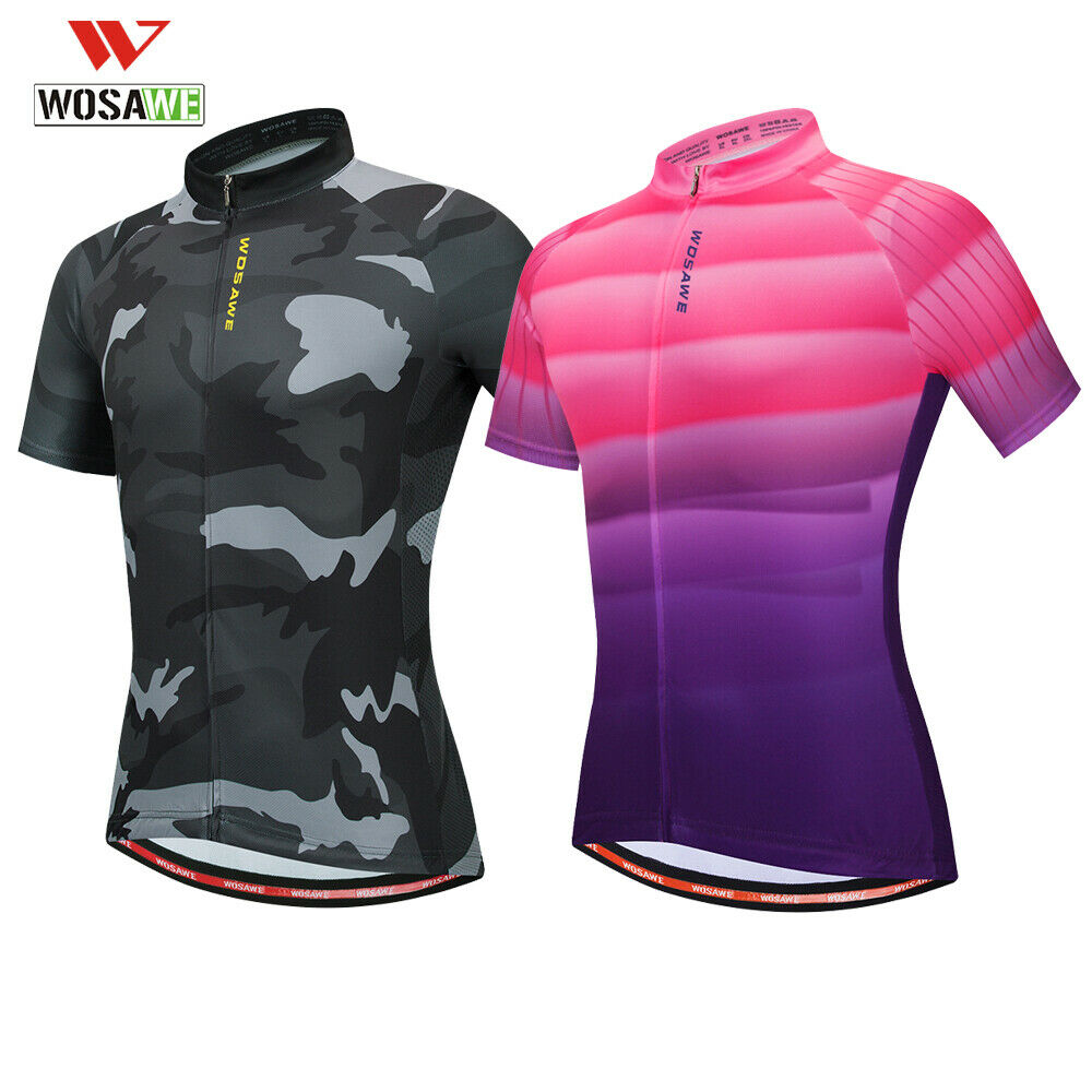 6ecd0ab2e Details about Mens Breathable Cool Cycling Sports Bicycle Bike Short Sleeve  Jersey Vest S-XXL