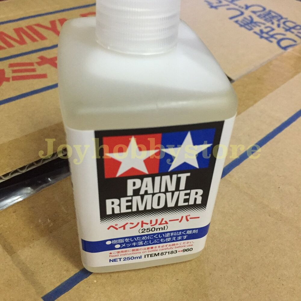 Model Paint Remover Details about Tamiya #87183 Paint Remover for plastic model kit 250ml